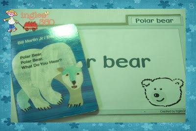 Polar bear..