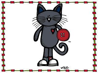 Pete the Cat Counts Buttons