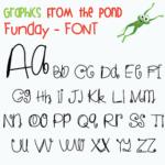 Free Fonts Friday