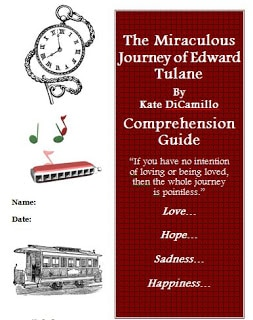 The Miraculous Journey of Edward Tulane FREE Guide!