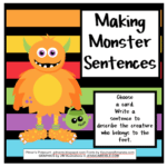 Expanding Monster Sentences