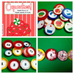 Cupcake Number Words – Spanish and French, too!