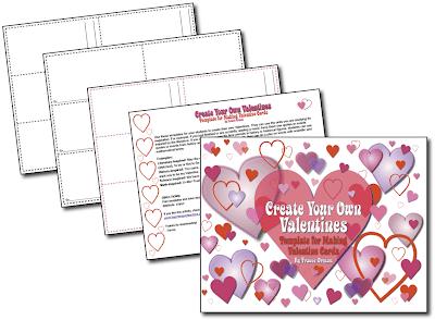 Create Your Own Valentines Freebie!