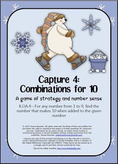 Snowy Math Fun