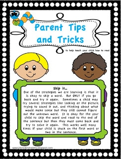 Parent Tips and Tricks Newsletters