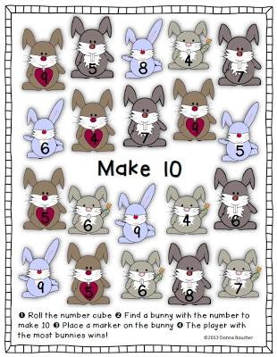 Fun Bunny Math