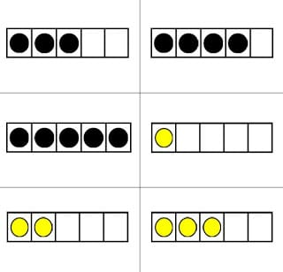 Sorting Combinations for 5