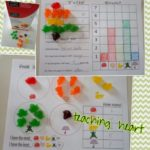 Spring Fruit Snack Activity Sheets