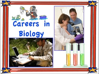 Want a Career in Biology??