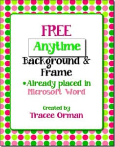 Free Frames & Borders Commercial-Use Clip Art Graphics