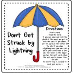 Don't Let Lightning Get You!