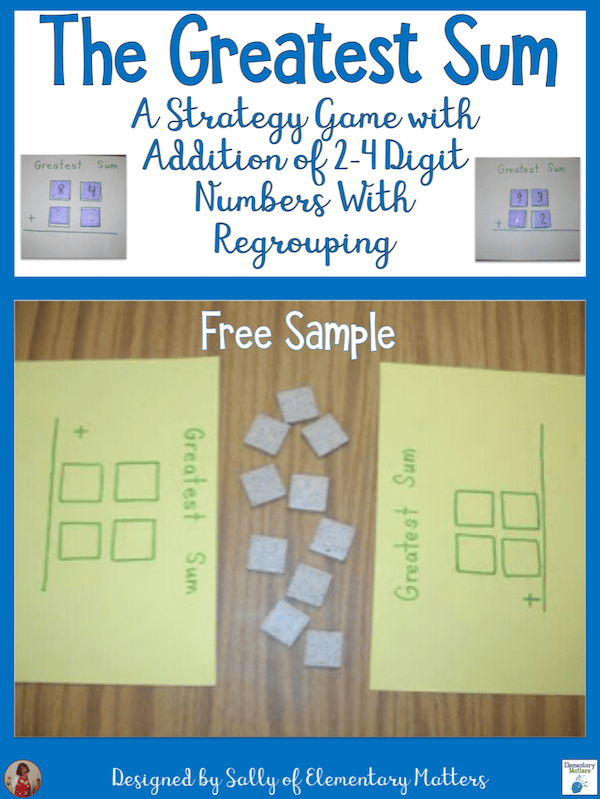 Two Math Games
