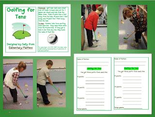Golfing for Tens