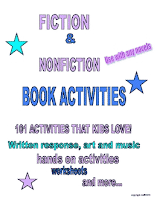 photo of 101 Book Activities, Free PDF, Ruth S. TeachersPayTeachers.com