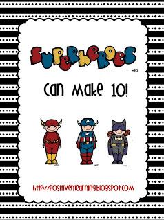Superheroes Can Make Ten!