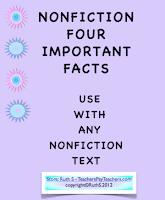 NonFiction Text Four Main Facts