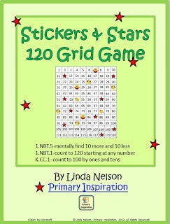 120 Chart Game