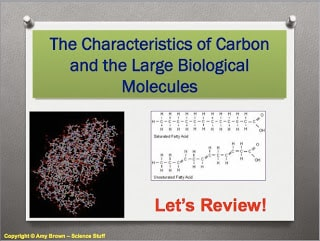 Review of the Organic Compounds