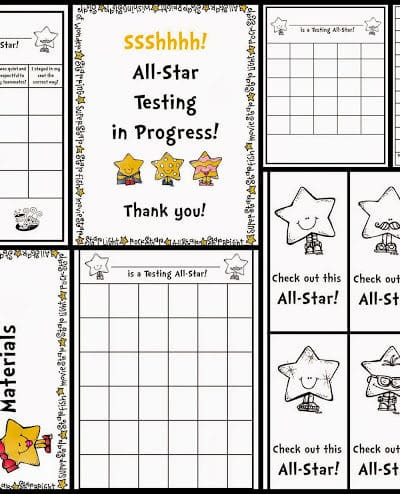 All-Star Testing Positive Packet