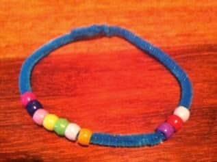 Making 10 with Rekenrek Bracelets