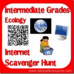 Ecology Internet Scavenger Hunt