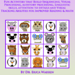 Freebie: Strengthening the Foundational Skills Required for Reading and Math