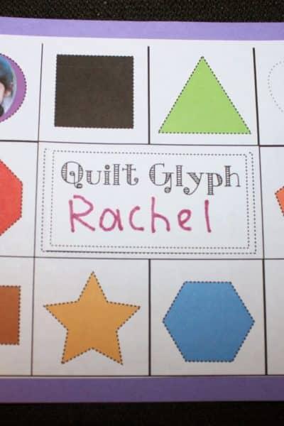 Glyph Quilt Icebreaker