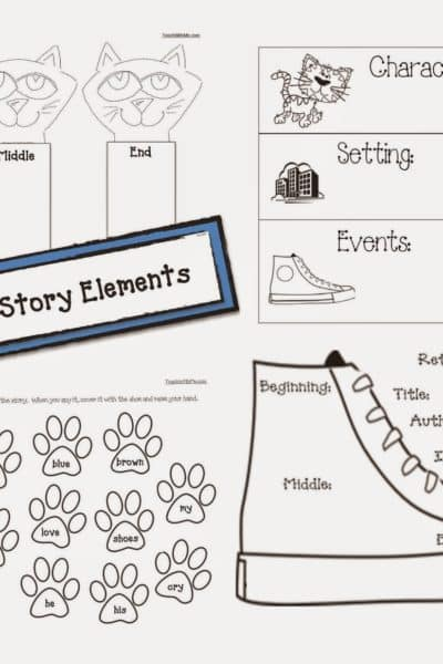 Cat-Themed Story Elements