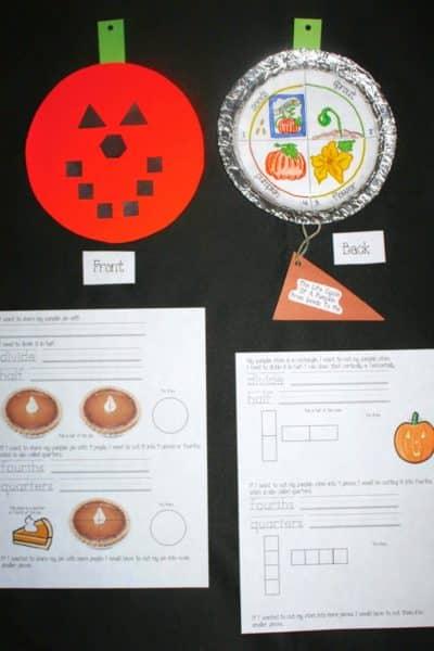 From Seeds To Pumpkin Pie
