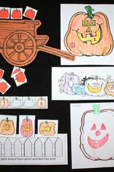 7 Pumpkin Games