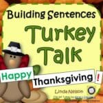 Talking Turkey at the Pocket Chart