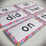 Owl-Themed Sight Word Cards Freebie