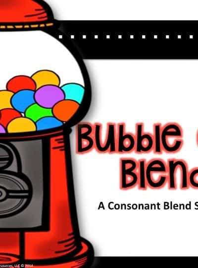 Working with Words: Bubble Gum Blends