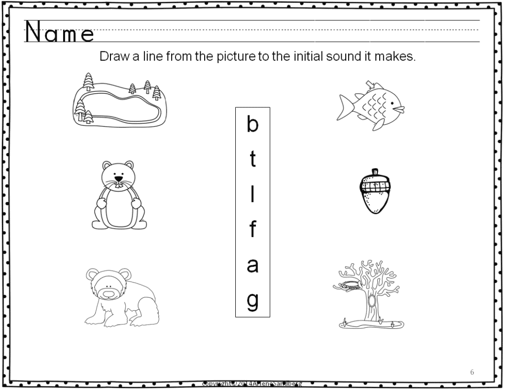 animals in winter literacy activities