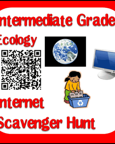 Ecology Internet Scavenger Hunt from Raki's Rad Resources