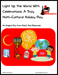 Raki's Rad Resources – Free Holiday Play – Light up the World with Celebrations