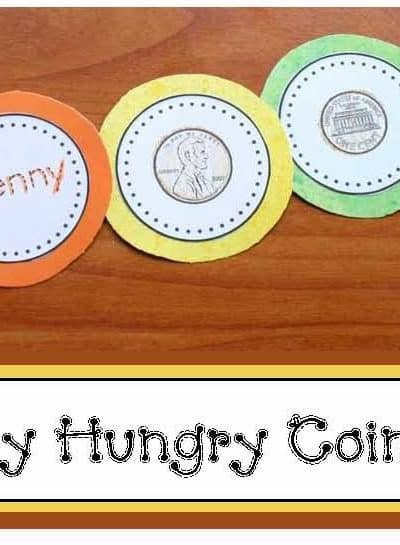 The Very Hungry Coin-apillar
