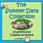 Summer Data – Fun with Tallies and Graphs!