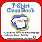 T-Shirts – Let's Make a Class Book!