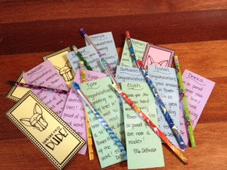 Guided Reading Gifts