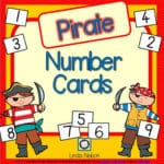 New Ideas for Using Number Cards!