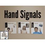 Hand Signals!