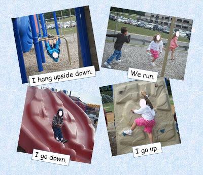 Playground Fun … with a Literacy Twist!