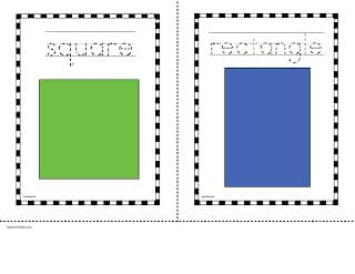 2D Shapes Poster Packet - Classroom Freebies
