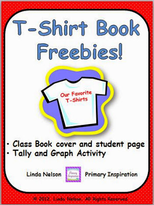 Favorite T-Shirts Class Book