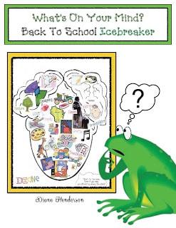 What's on Your Mind? Back to School Icebreaker