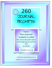 260 Journal Prompts