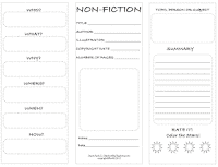 NonFiction Student Worksheet