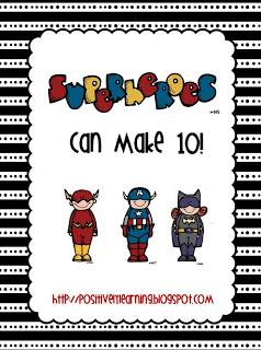 Superheroes Make Ten