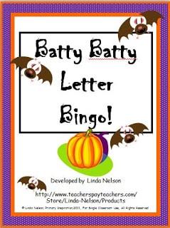 Play Halloween Bingo for Alphabet Fun!